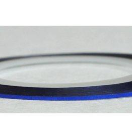 Merkloos Striping Tape Donker Blauw