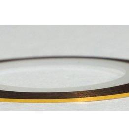 Merkloos Striping Tape Goud