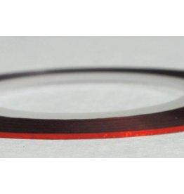 Merkloos Striping Tape Rood
