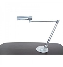Merkloos Tafellamp Zilver
