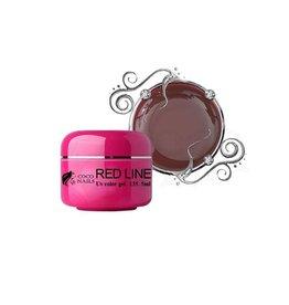 Coconails UV color gel Red line 5 ml (nr. 135)