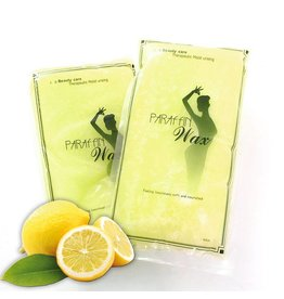 Merkloos Paraffine wax Citroen 450 gram