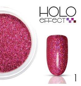 Merkloos Holo effect (nr. 01)