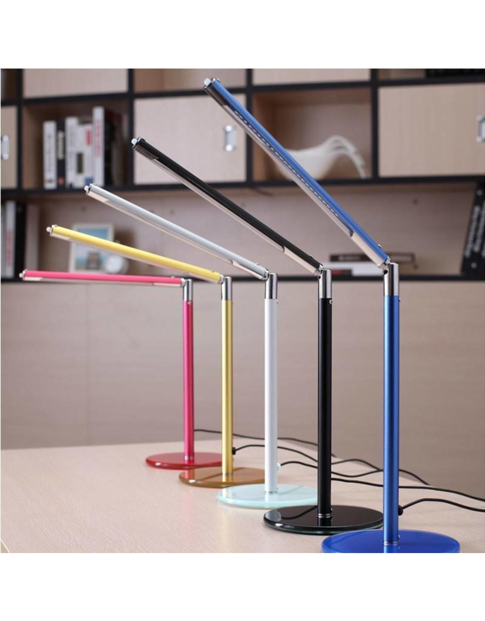 Mega Beauty Shop® LED Tafellamp  Zwart