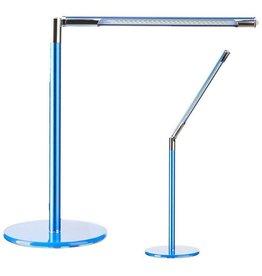 Merkloos LED Tafellamp Blauw