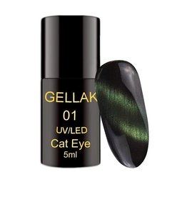 Coconails Cat Eye Gellak Groen