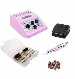 Mega Beauty Shop® Nagelfrees JD500 35Watt Originele MBS® + 100 stuks schuurrolletjes!