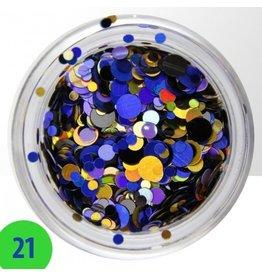 Merkloos Confetti (nr. 21)