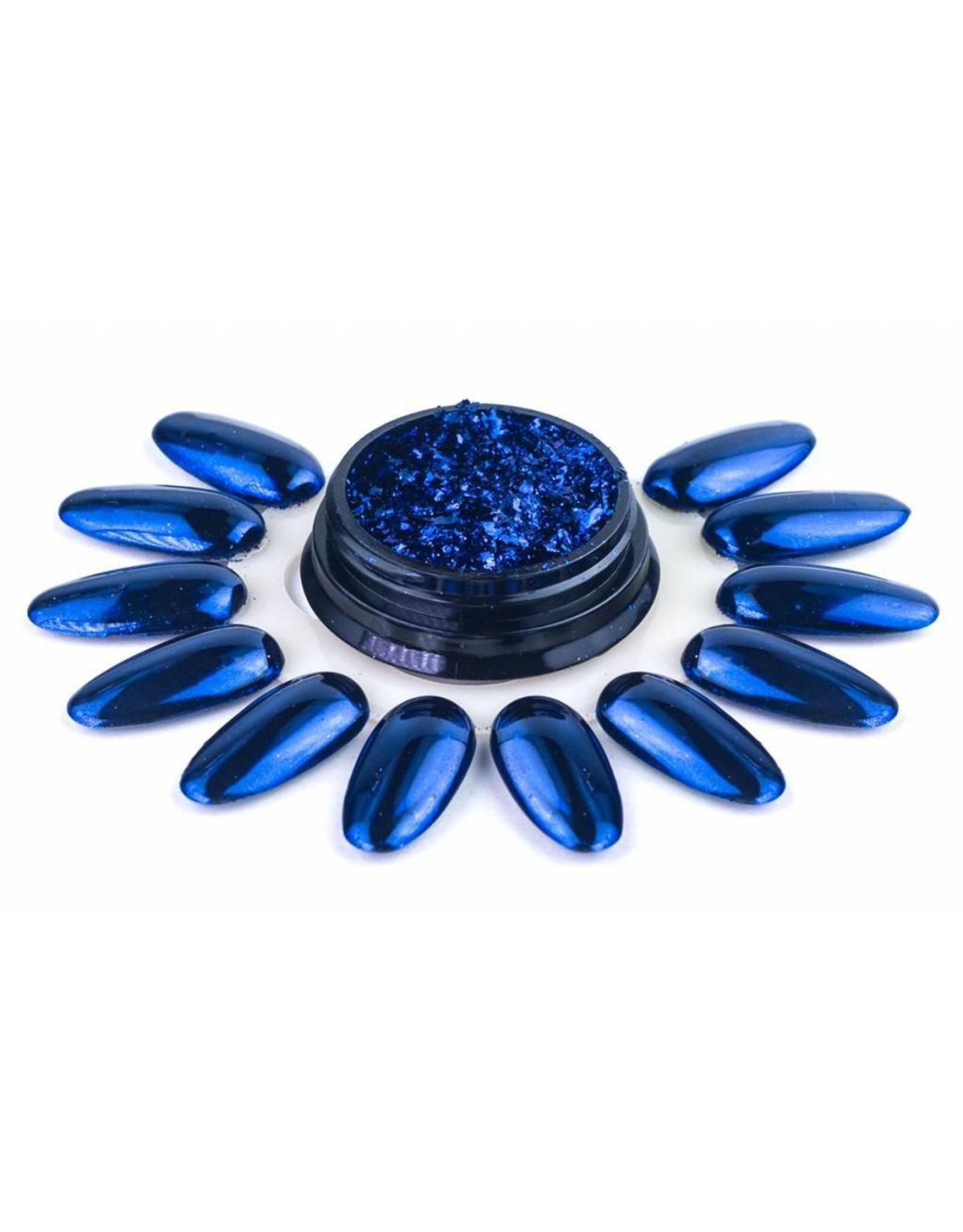 Merkloos Prisma effect  Blauw