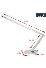 Merkloos LED Tafellamp Zwart