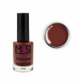 Mega Beauty Shop® Stempellak Wine Red 11 ml