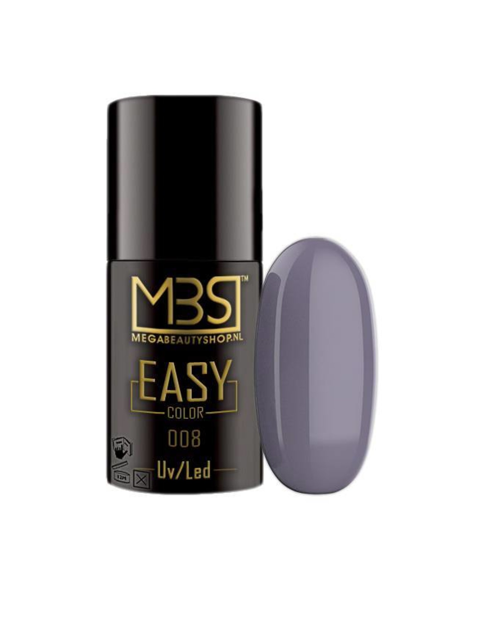 Mega Beauty Shop® PRO Gellak 5 ml