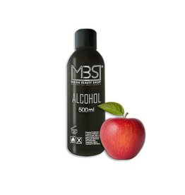 Mega Beauty Shop® MBS Alcohol (500 ml)   met appelgeur