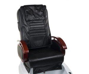 Elektrische Pedicure Stoel : Spa pedicurestoel met massage zwart groothandel in nagelproducten