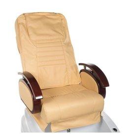 Merkloos SPA Pedicurestoel met massage Beige