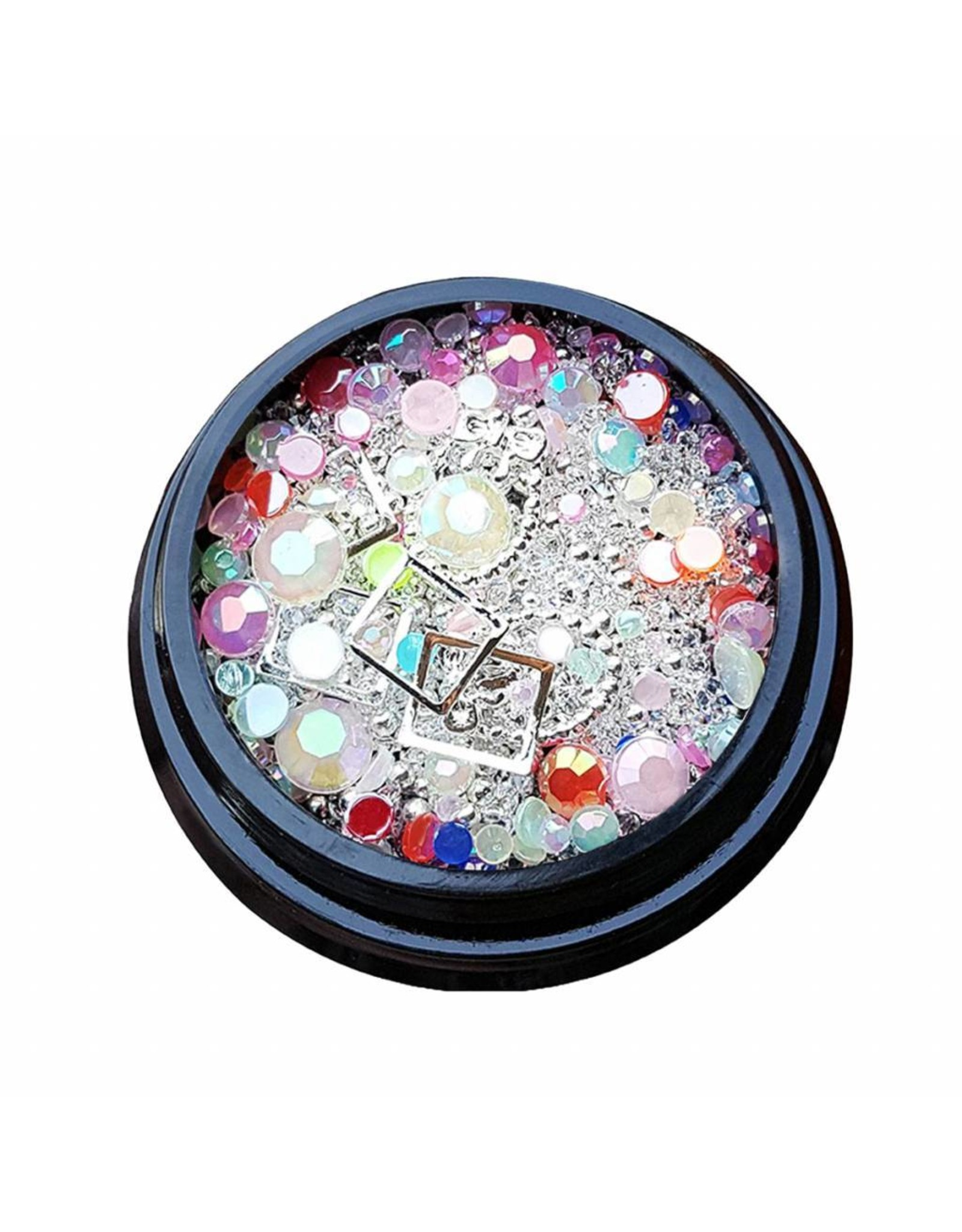 Merkloos 3D Mix of luxurious jewelry  (06)