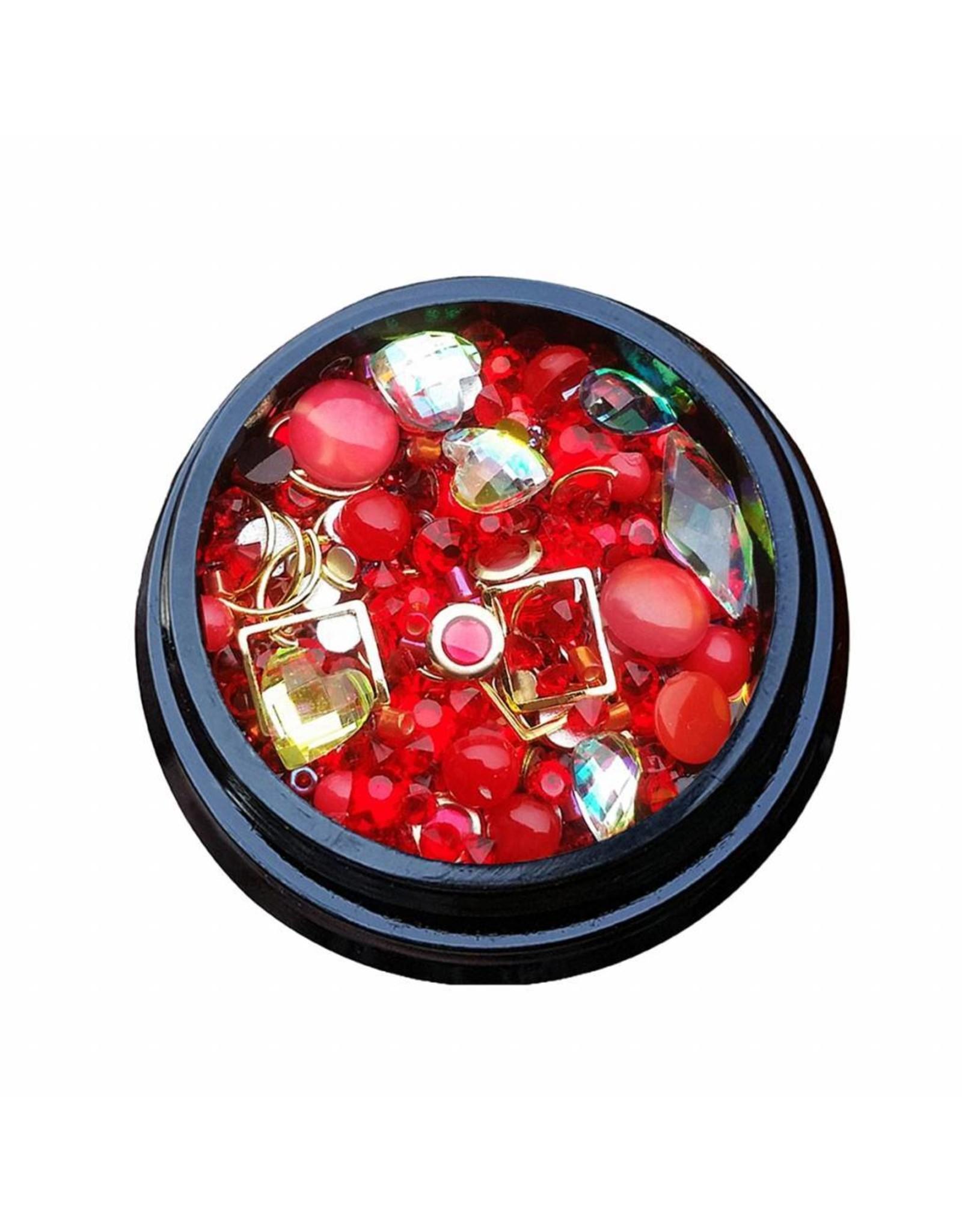 Merkloos 3D Mix of luxurious jewelry  (17)