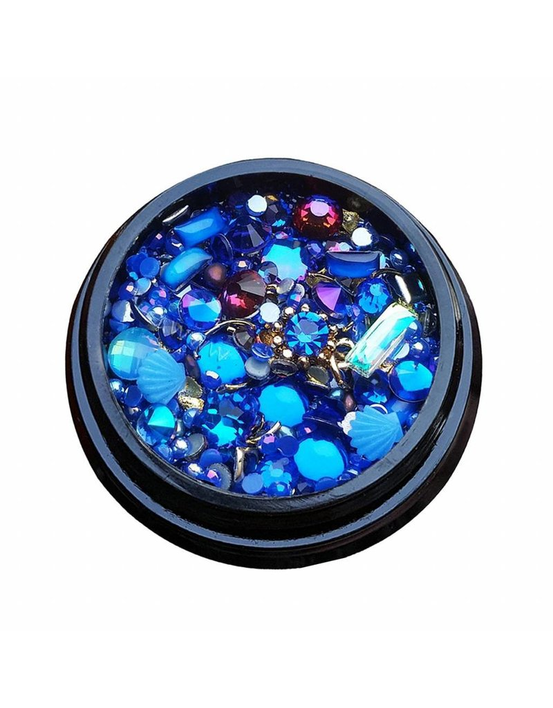 Merkloos 3D Mix of luxurious jewelry  (18)