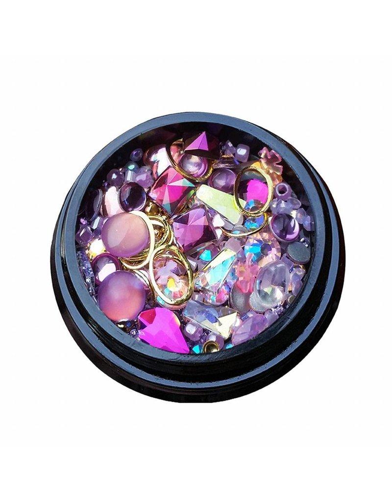Merkloos 3D Mix of luxurious jewelry  (19)