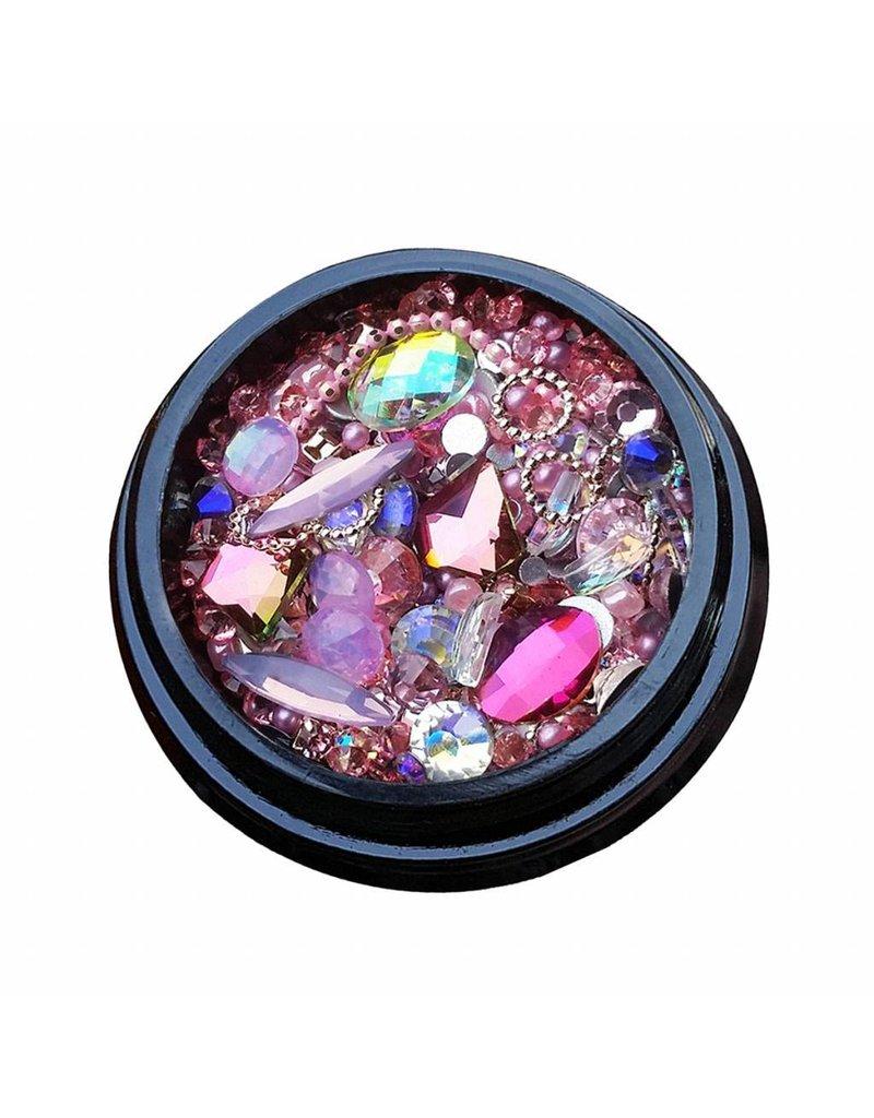 Merkloos 3D Mix of luxurious jewelry  (24)