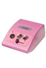 Mega Beauty Shop® Nagelfrees JD500 35Watt -Roze incl. 3 vijlen 100/180