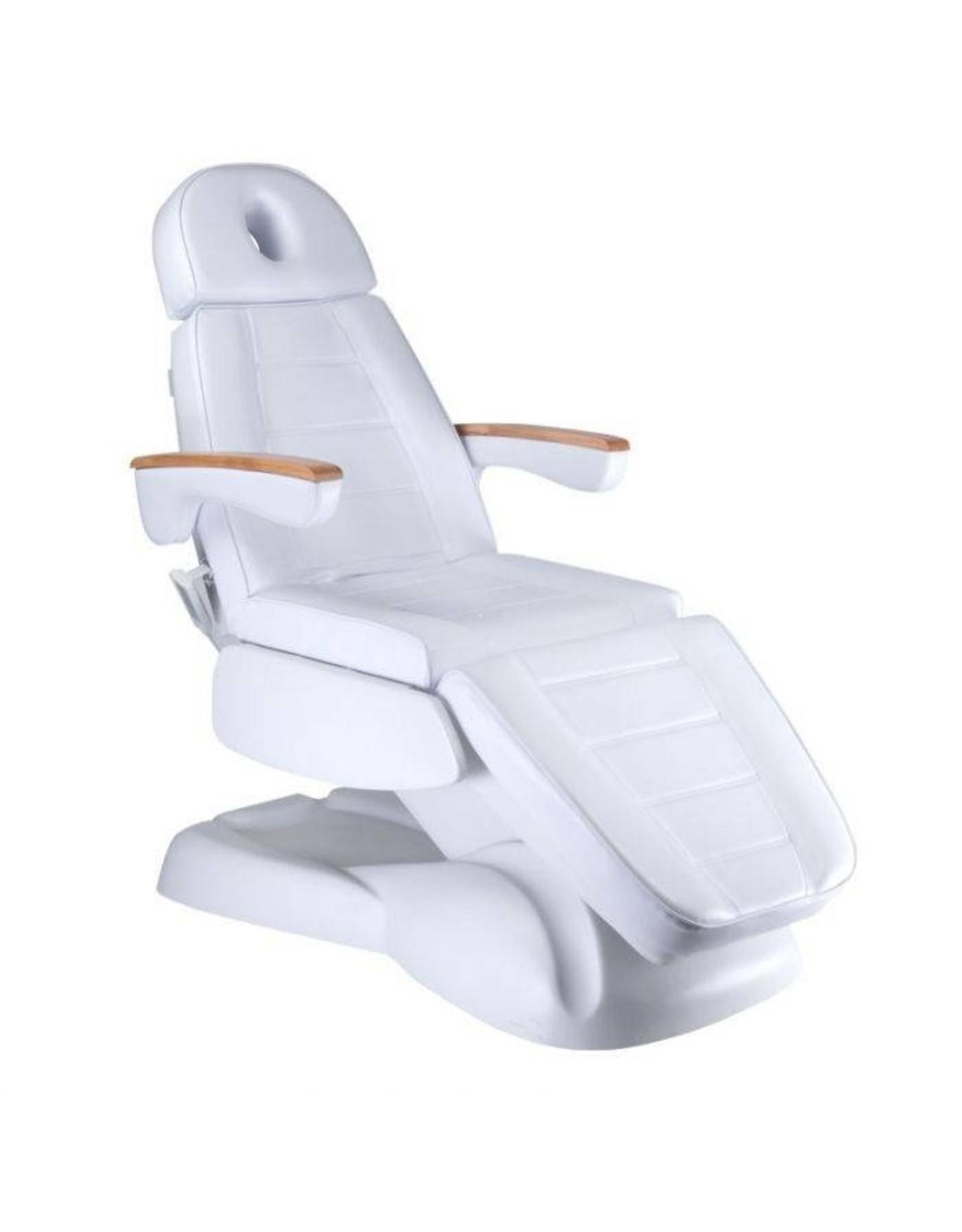Mega Beauty Shop® 12. Behandel/pedicure starter set WIT met GRATIS behandelstoelhoes.