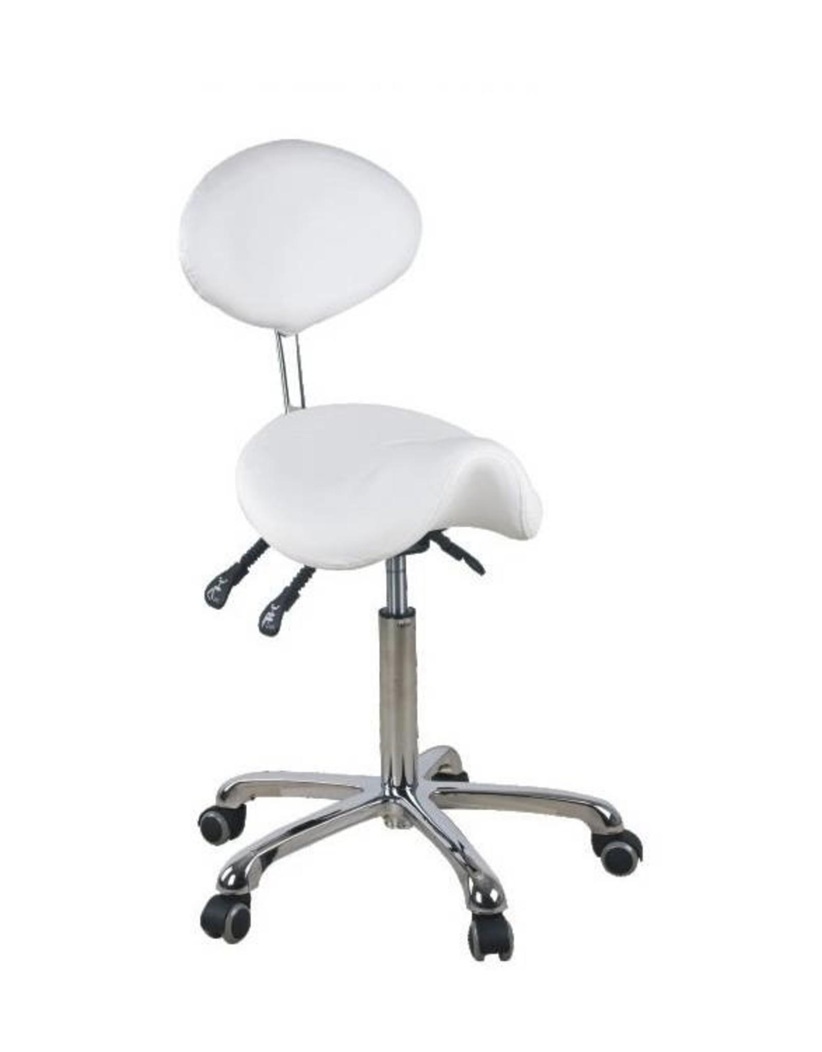 Mega Beauty Shop® 9. Behandel/pedicure starter set WIT met GRATIS behandelstoelhoes.