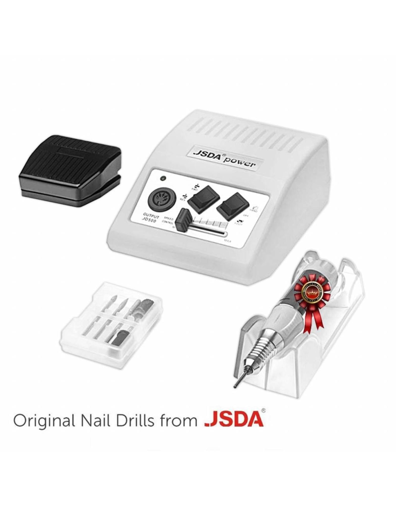 Mega Beauty Shop® Nagelfrees JD500 35Watt Originele JSDA- Grijs