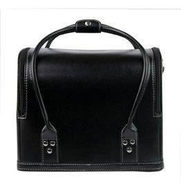 Merkloos Beautycase zwart