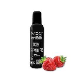 Mega Beauty Shop® MBS Acryl remover (200 ml)   met aardbeiengeur