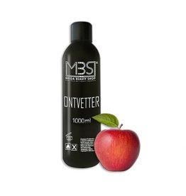 Mega Beauty Shop® MBS Ontvetter (1000 ml)    met appelgeur