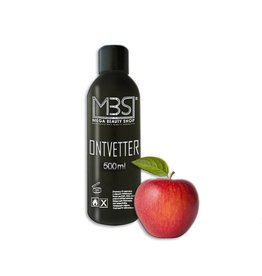 Mega Beauty Shop® MBS Ontvetter (500 ml)   met appelgeur