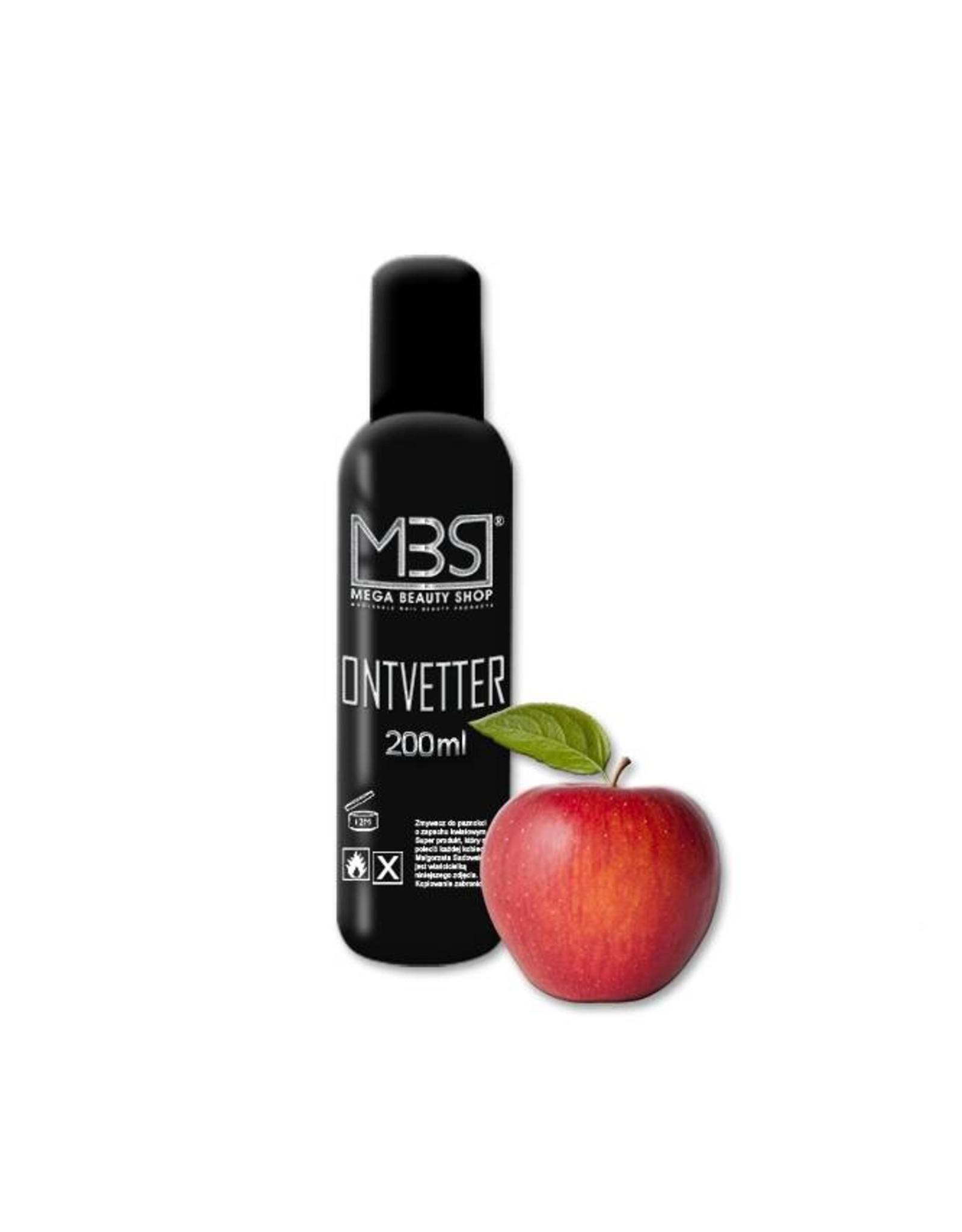 Mega Beauty Shop® Ontvetter (200 ml)  met appelgeur