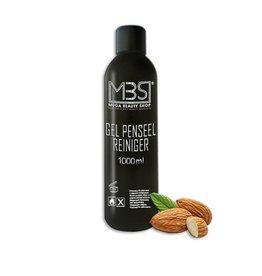 Mega Beauty Shop® MBS gel penseelreiniger (1000 ml)   met amandelgeur