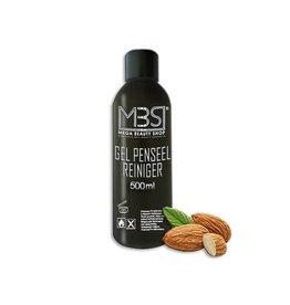 Mega Beauty Shop® MBS gel penseelreiniger (500 ml)  met amandelgeur