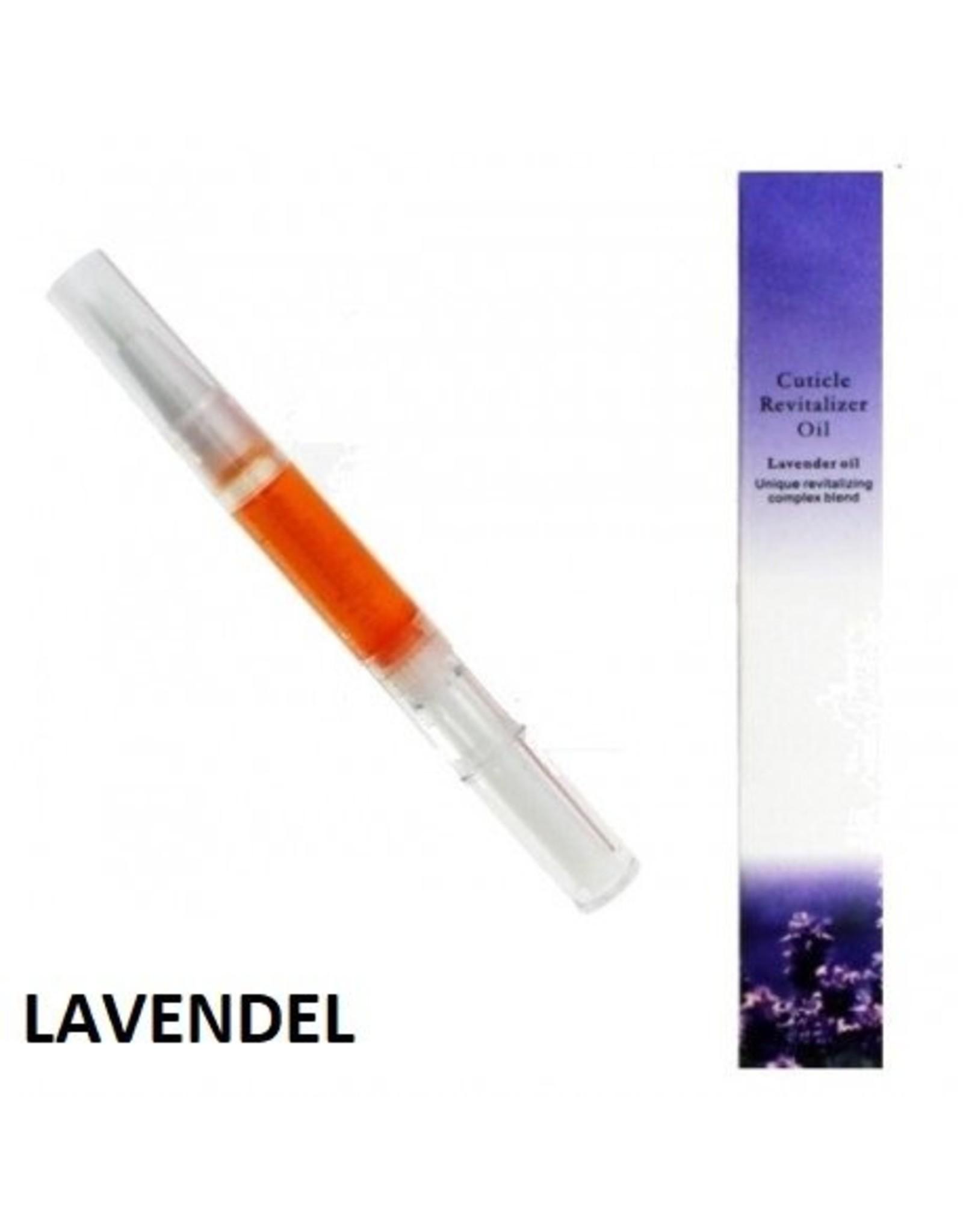 Merkloos Nagelriemolie lavendel