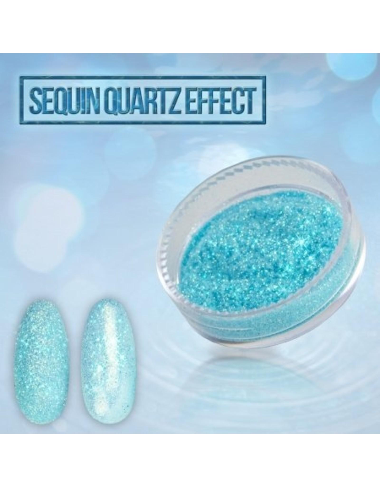 Merkloos Seaquin Quarts effect - Aqua