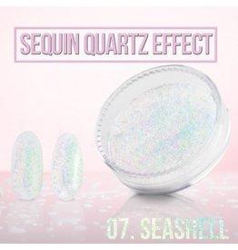 Merkloos Seaquin Quarts effect - Sea Shell (nr. 07)