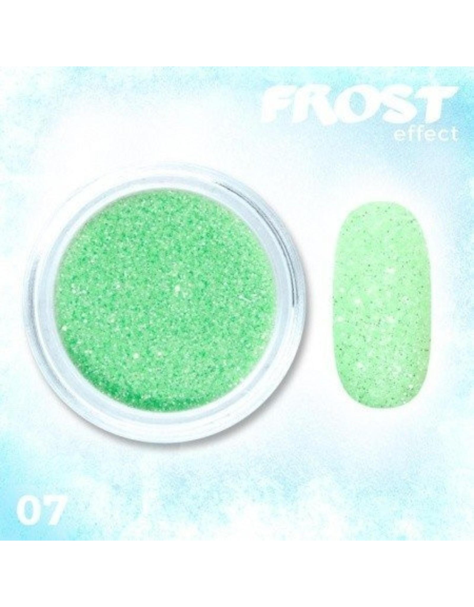 Merkloos Frost effect Mint