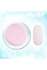 Merkloos Frost effect Roze