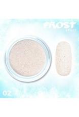 Merkloos Frost effect Crystal