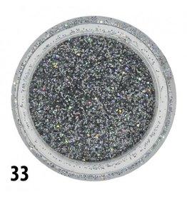 Merkloos Fijne Glitterpoeder (nr. 33)