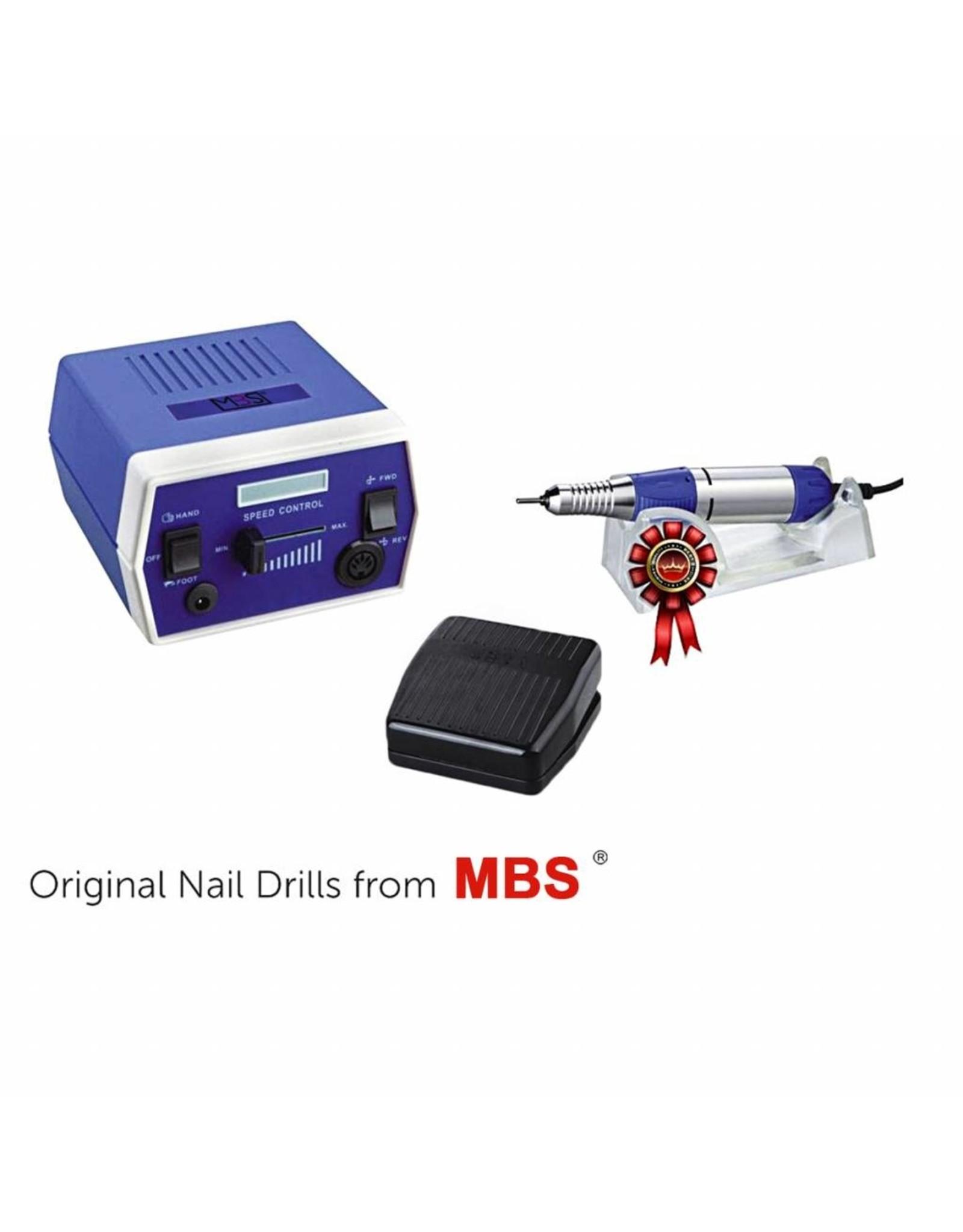 Mega Beauty Shop® Nagelfrees JD700 Originele + 100 stuks schuurrolletjes MBS®