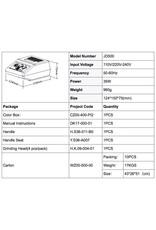 Mega Beauty Shop® Nagelfrees JD500 35Watt Originele + 100 stuks schuurrolletjes MBS®