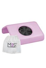 Mega Beauty Shop® Stofafzuiger Roze  met een motor incl.3 vervanging zakken