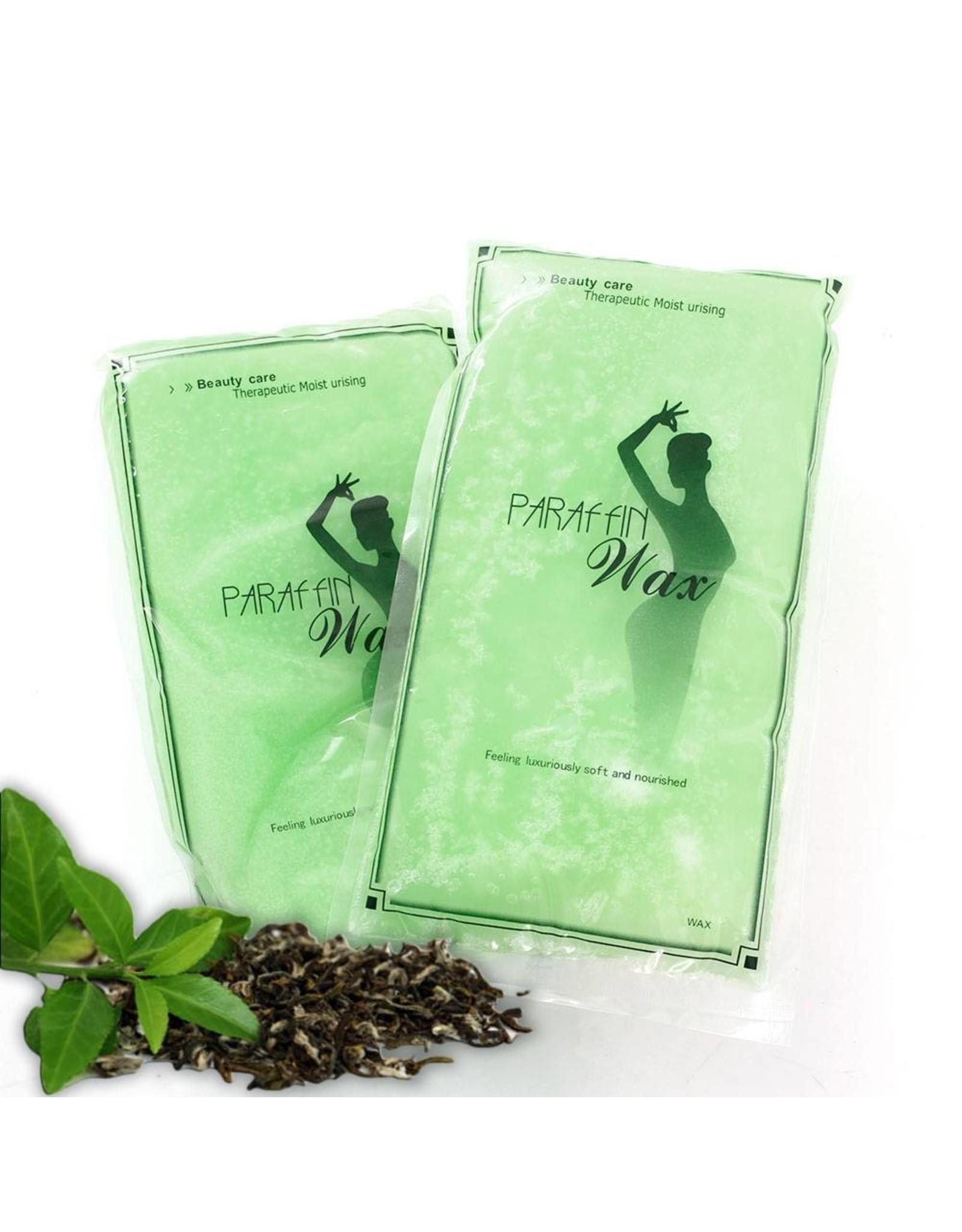 Mega Beauty Shop® Paraffine wax Tea tree 450 gram