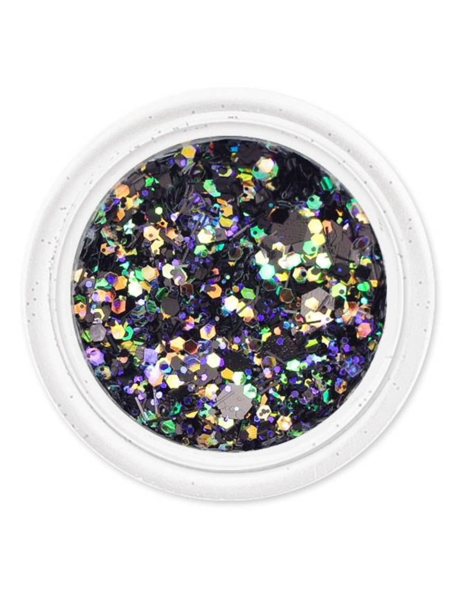 Merkloos Glitterpoeder Crips