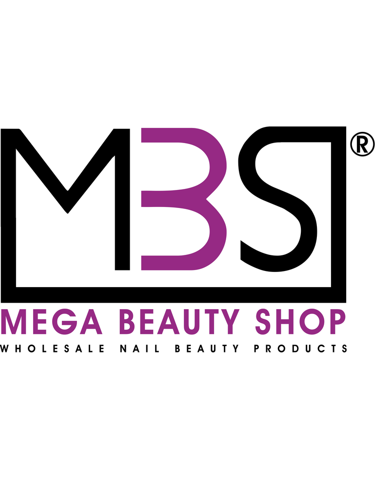 Mega Beauty Shop® PRO Banana  vijlen zebra  180/240