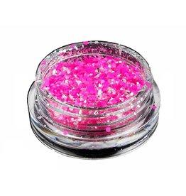 Merkloos Neon glitters (nr. 04)