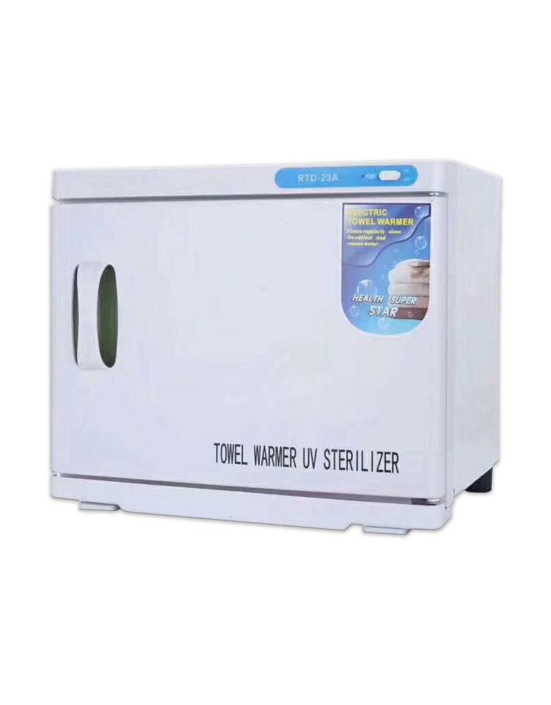 Mega Beauty Shop® Handdoek verwarmer/UV sterilisator 2in1